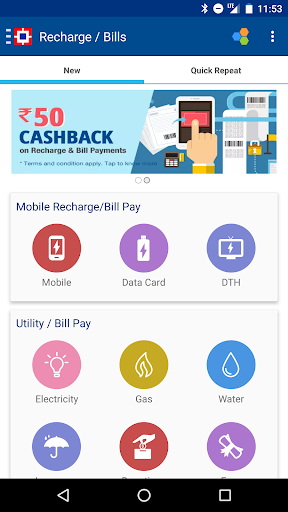 Recharge, Pay Bills & Shop android2mod screenshots 7