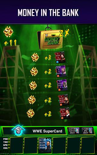 WWE SuperCard - Multiplayer Collector Card Game Apkfinish screenshots 14