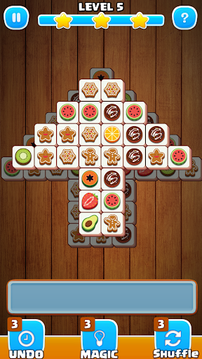 Tile Match Sweet - Classic Triple Matching Puzzle  screenshots 2
