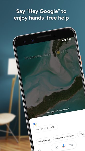 Google Assistant - Get things done, hands-free Android App Screenshot