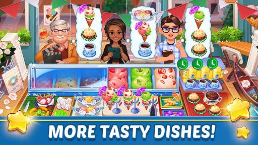 Cooking Voyage - Crazy Chef's Restaurant Dash Game  screenshots 22
