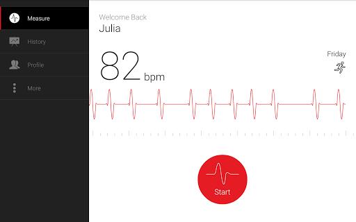 Cardiograph - Heart Rate Meter 4.1.3 Screenshots 11