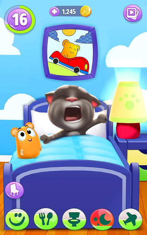 My Talking Tom 2 poster 3