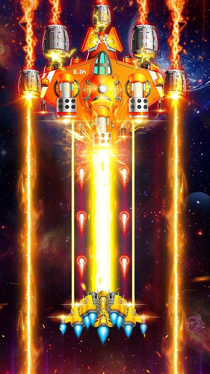Space Shooter: Alien vs Galaxy Attack (Premium) poster 1
