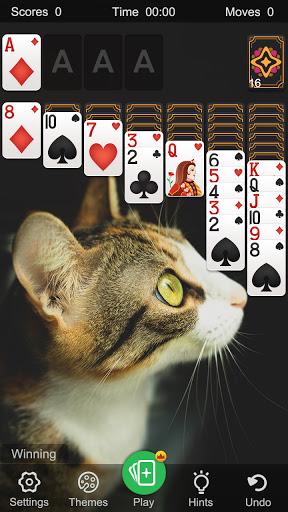 Solitaire - Classic Klondike Card Game apktram screenshots 10