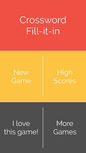 Crossword : Word Fill  screenshots 9