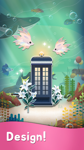 My Little Aquarium - Free Puzzle Game Collection 75 screenshots 7