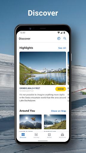 Jungfrau Screenshot 1