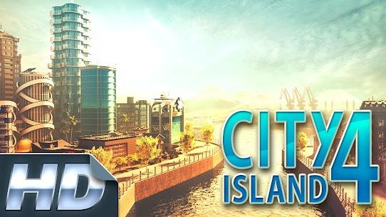 City Island 4- Simulation Town MOD Apk 3.1.2 (Unlimited Money) 1
