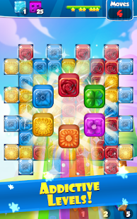 Flower Blast Cubes
