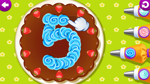 Funny Food 123! Kids Number Games for Toddlers  screenshots 6