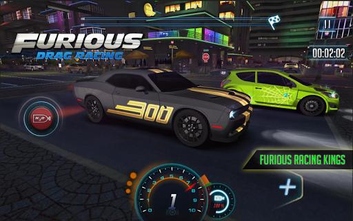 Furious 8 Drag Racing - 2020's new Drag Racing  Paidproapk.com 3