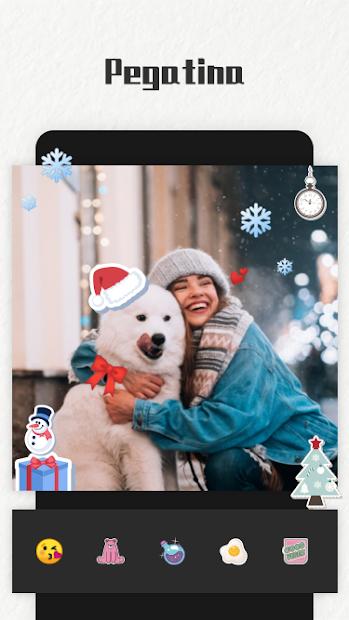 Captura de Pantalla 25 de Photo Collage Maker para android