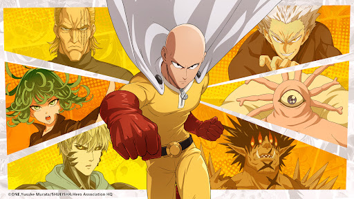 ONE PUNCH MAN: The Strongest (Authorized) 1.3.0 screenshots 1