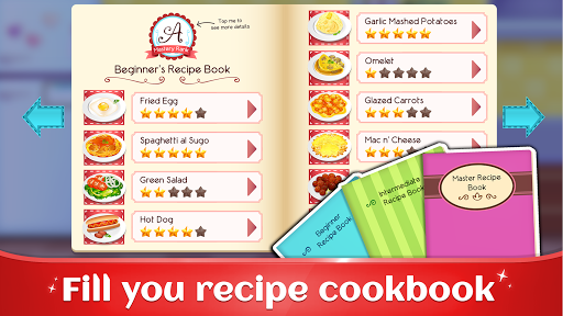 Cookbook Master - Master Your Chef Skills! screenshots 3