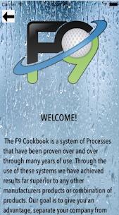 F9 Cookbook by Front 9 Restoration Apk Download 4
