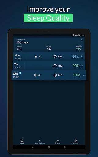 Sleepzy: Sleep Cycle Tracker & Alarm Clock  Screenshots 5