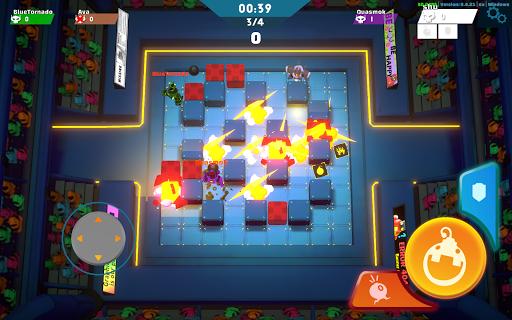 Bomb Bots Arena - Multiplayer Bomber Brawl  screenshots 18