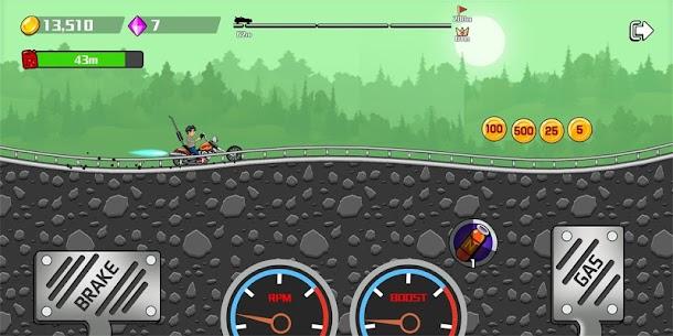 Hill Car Race APK + MOD (Unlimited Money) 2