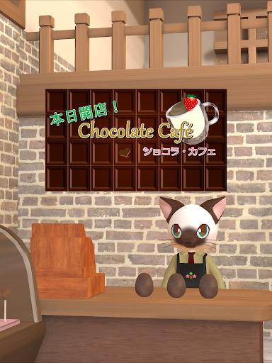 Room Escape: Chocolate Cafe 1.0.2 screenshots 5