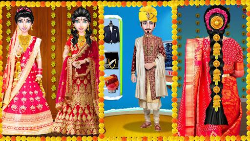 Indian Winter Wedding Arrange Marriage Girl Game  screenshots 8