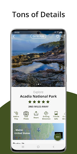 NPS Parks hack tool