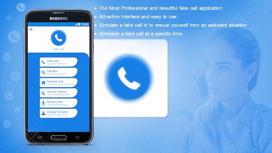 Fake Caller Id, Fake Call, Prank Call App 1