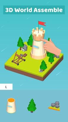 3D World Assembleのおすすめ画像1