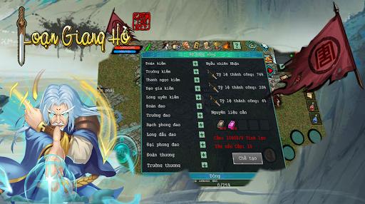 Lou1ea1n Giang Hu1ed3 - Huyu1ec1n Thou1ea1i Vu00f5 Lu00e2m (Offline) 1.0.53 screenshots 3
