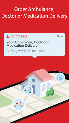 Doctor2U- your one stop healthcare app modavailable screenshots 5