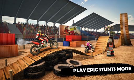 Trial Extreme Motocross Dirt Bike Racing Game 2021 apkdebit screenshots 4