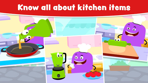 Cooking Games for Kids and Toddlers - Free 2.1 screenshots 4