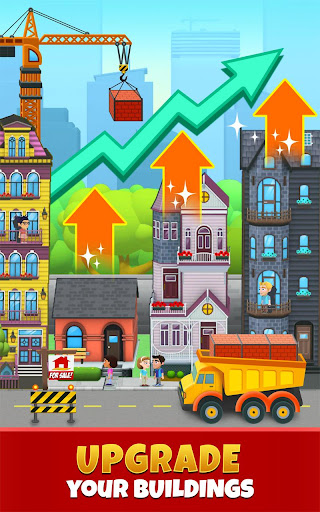 Idle Property Manager Tycoon 1.4 screenshots 4