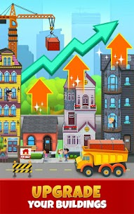 Idle Property Manager Tycoon MOD (Free Upgrades) 4