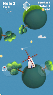 Golf Skies Mod Apk (Unlimited Money/Unlocked) 4