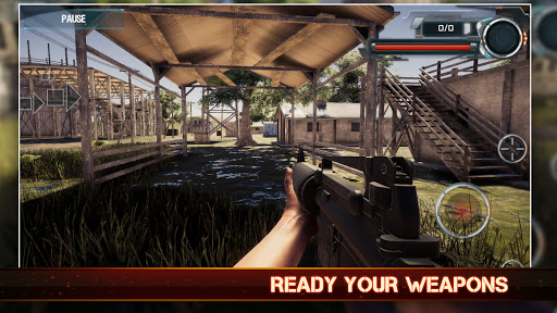 Black Commando Special Ops - FPS Offline Shooting screenshots 19