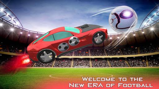 u26bdSuper RocketBall - Real Football Multiplayer Game 3.0.8 Screenshots 1