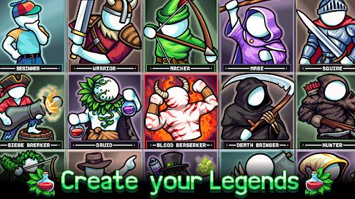 IdleOn! - Idle Game MMO screenshots 9