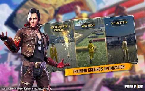 Garena Free Fire-New Beginning Apk Mod + OBB/Data for Android. 10
