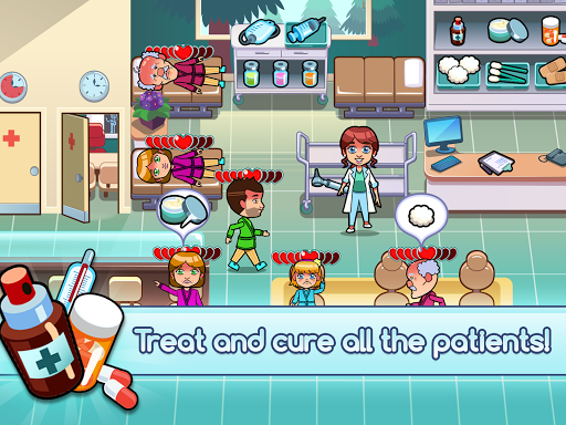 Hospital Dash - Healthcare Time Management Game 1.0.31 screenshots 7