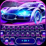 Faster Car Keyboard Theme