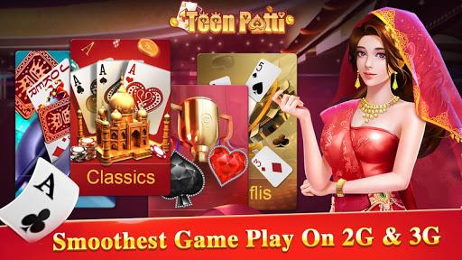 Teen Patti Tour - 3 Patti Indian Poker Card Game 1.1.2 screenshots 3