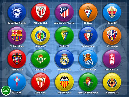 La Liga Educational games. Games for kids screenshots 15