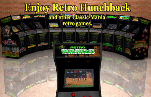 Retro Hunchback 1.26 screenshots 8