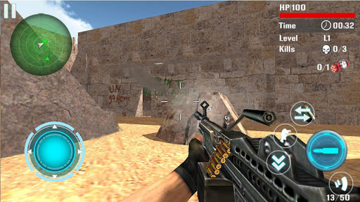 Counter Terrorist Attack Death  Screenshots 4
