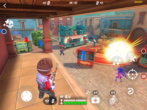 Trooper Shooter: Critical Assault FPS  screenshots 23