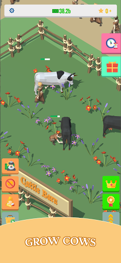 Idle Medieval Village: 3d Tycoon Game  screenshots 6