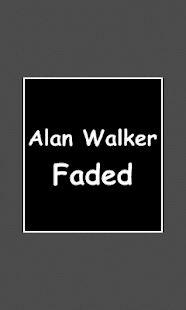 piano tap - faded hack