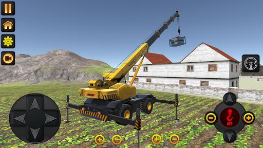 Dozer Crane Simulation Game 2 apkdebit screenshots 4