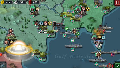 World Conqueror 3  - WW2  Strategy game 1.2.32 Screenshots 15